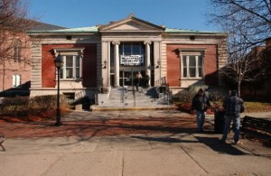 Old Chicopee Library