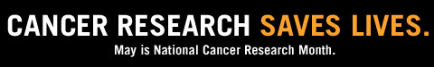 Cancer Research Saves Lives